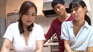 KAAD-15 BEAUTIFUL MOTHER IN LAW OF OUR HOUSE NOBUKO HAYAMA