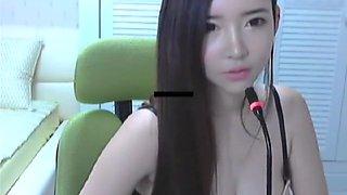 Peep! Live chat Masturbation! - Korean Hen preeminent style! Korea hotty of fair glamorous skin Part.1