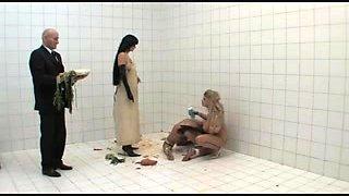 punishment anal