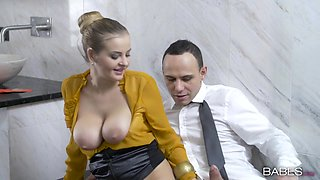 Candy Alexa in Secret Admirer - OfficeObsession