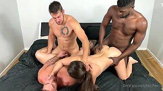 Amazing Sex Scene Bisexual Male Unbelievable , Check It With Dante Colle And Devin Trez