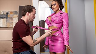 All Dolled Up: Anal Edition Free Video With Luna Star & Kyle Mason - Brazzers