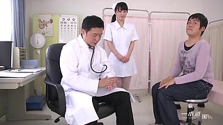 Ayumi Iwasa Nurse Leave If Work Woman Impotence Treatment