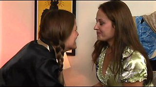 lesbian bridal stories 2 scene 2. elexis monroe, heather silk feature