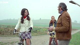 BLUTJUNGE VERFÜHRERINNEN (German soft porn, 1972)