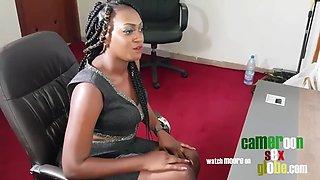 AFRICAN SECRETARY