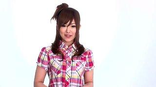 Crazy Japanese chick Miku Airi in Amazing JAV uncensored Teen movie