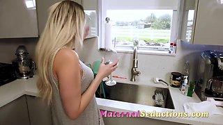 Hot Drunk Milf Amazing Sex Video