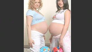 Amazing homemade Pregnant, Fetish adult movie