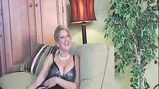 Cougar milking by Bridget