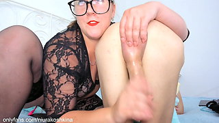 Crazy Hot Wife Milks Her Hubby