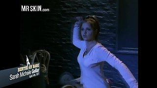 Happy Birthday, Sarah Michelle Gellar - Mr.Skin