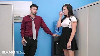 I Fucked My Boss Daughter On The First Day Although Im Mar