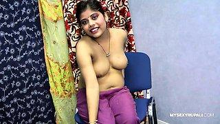 Big Tits Hot Chubby Desi Pornstar Rupali Bhabhi