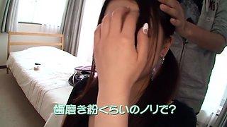 Incredible Japanese whore Kana Tsuruta in Best big tits, college JAV clip