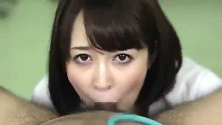 Yu shinoda loves swallowing cum