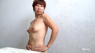 Authentic Chinese line dancing mama 1