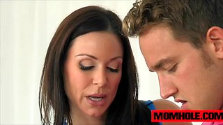 Hot Kendra Lust gives a lesson to Dillion Harper she will never forget