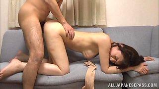 Eriko Miura mature and wild Asian nurse in position 69