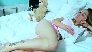 Young Step Sister Take A Lesson And Cant Resist To Cum-advent Calendar 6 Lin