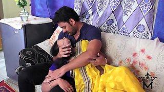 Hot Telugu Romantic Scene