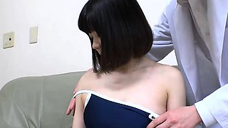 Very Cute Petite Jav Teen Fucks Her Doctor On Hospital Bed