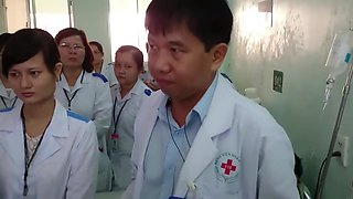 Real doctor exam 01 (Small dick)
