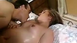 pregnant rides her husband