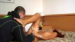 Fabulous Amateur movie with Casting, College scenes