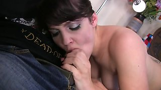 White Slut Used By Black Cocks, Anal Creampie And Facias