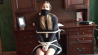 Secretary Gagged in Emergency