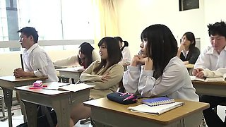 Japanese school from hell with extreme facesitting Subtitled