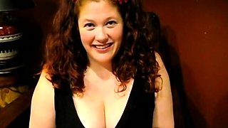 Jennifer Van Beaver Does Her First Deepthroat Scene -