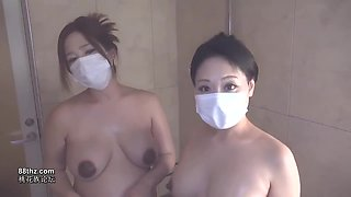 Japanese Amateur Pregnant Women (M* and A*)