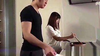 A story of childhood cousins - Aya and Kenichi having anytime anywhere until pregnant